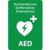 Oznaczenia AED