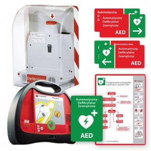 Zestaw AED Design Alarm