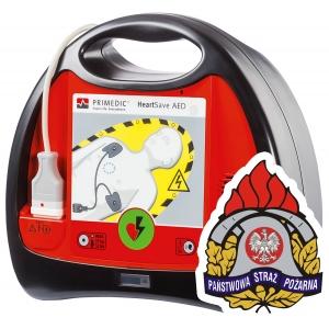Primedic HeartSave AED dla PSP OSP (KSRG)